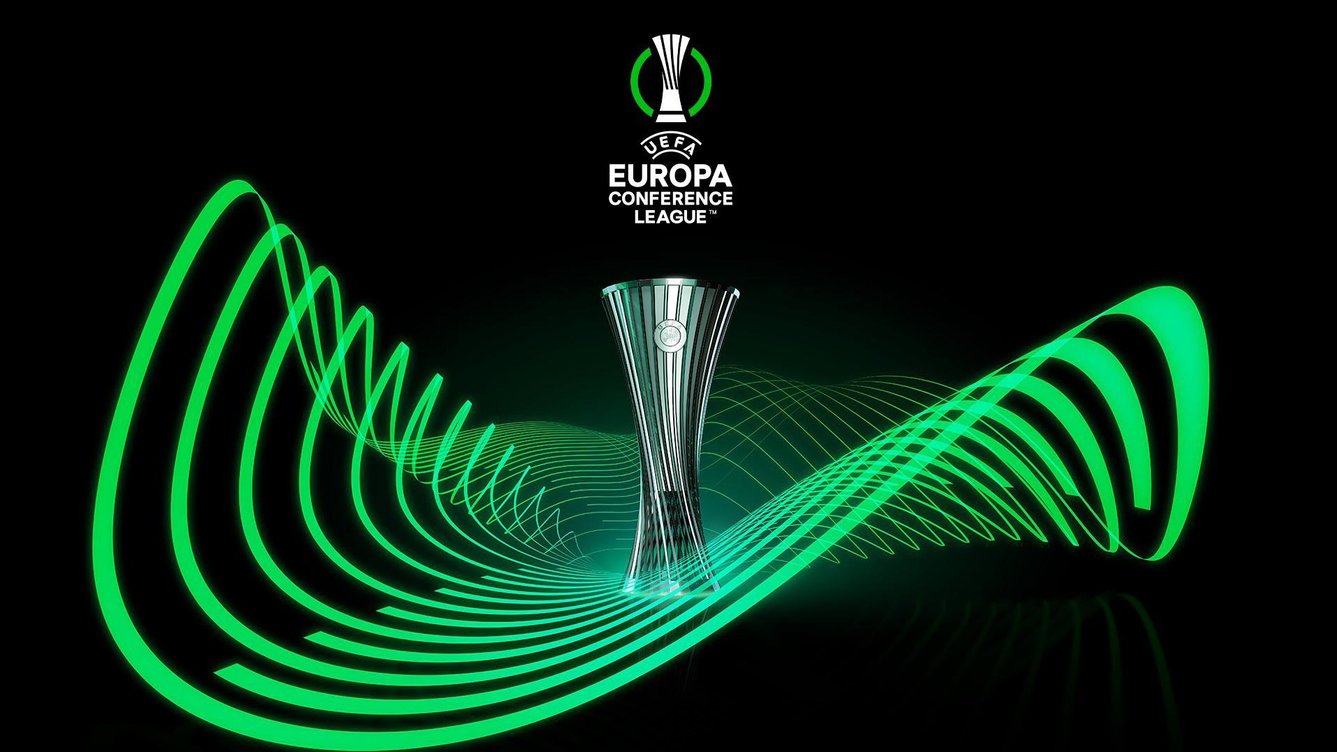 欧足联公布欧会杯奖杯和标识,绿色成为蓝色搭配