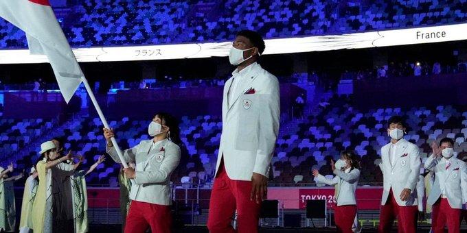 华盛顿记者:八村垒可能会在奥运会比赛中扮演一些控卫角色