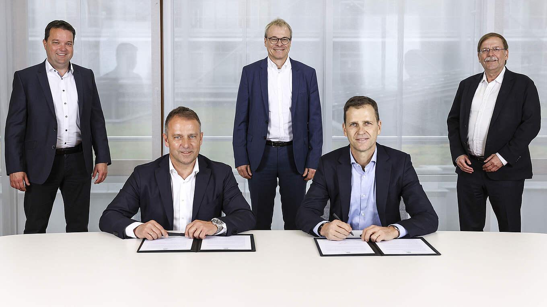 官方:弗里克将在欧洲杯后接任德国队,签约至2024年