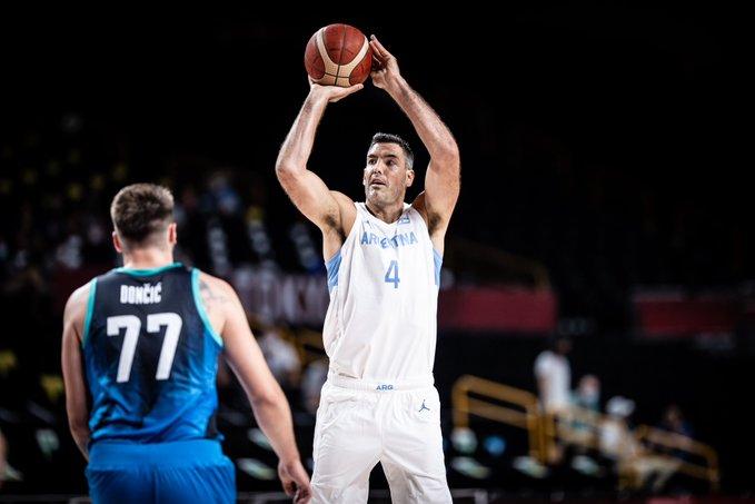 548分!FIBA官方祝贺斯科拉奥运总得分升至历史第4
