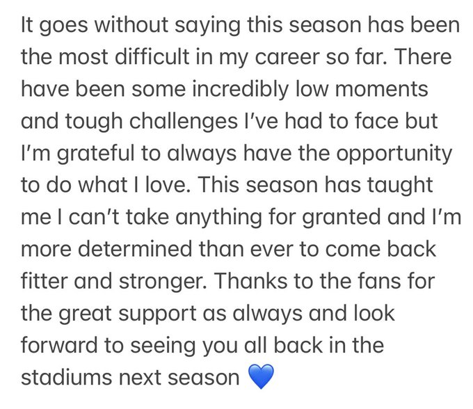 阿里:这是我职业生涯最艰难的赛季,将来的我会变得更强插图1
