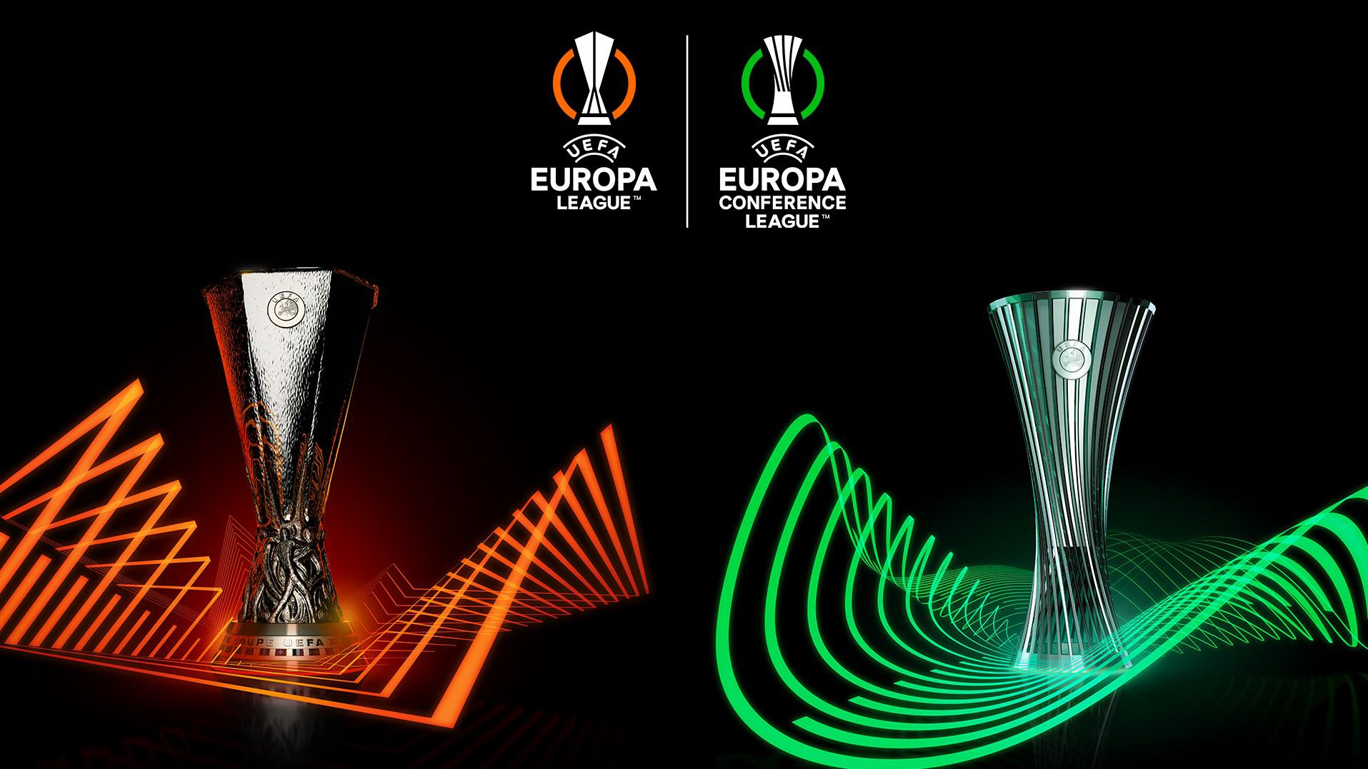 欧足联公布欧会杯奖杯和标识,绿色成为主色调插图