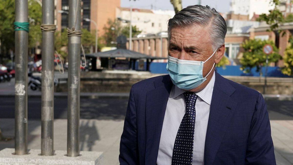 安切洛蒂在西班牙法庭承认14年欠税,但否认15年欠税