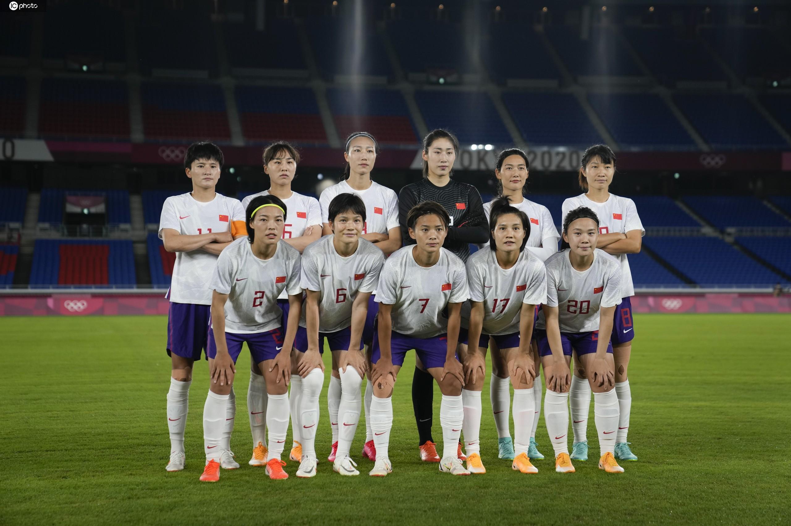 社區化+校園足球,是中國女足運動...