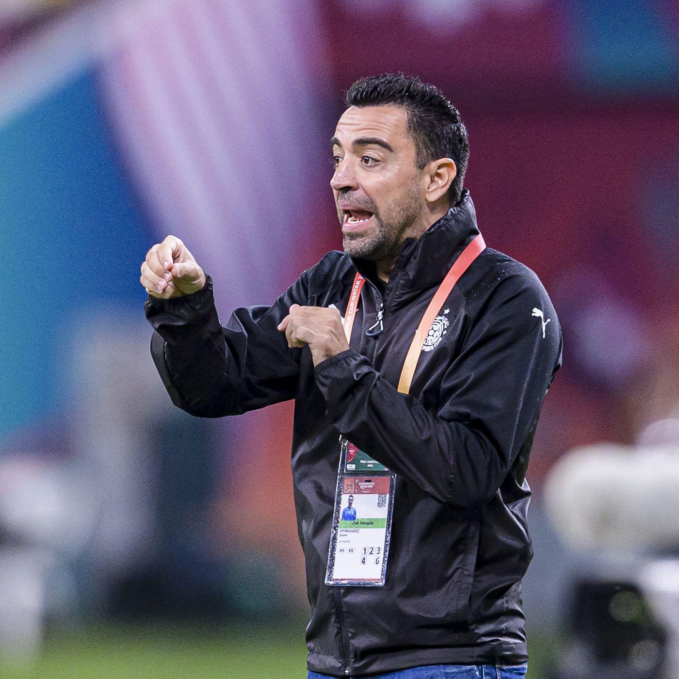 卡塔尔媒体:阿尔萨德不与哈维续约,三天前刚刚亚冠出局