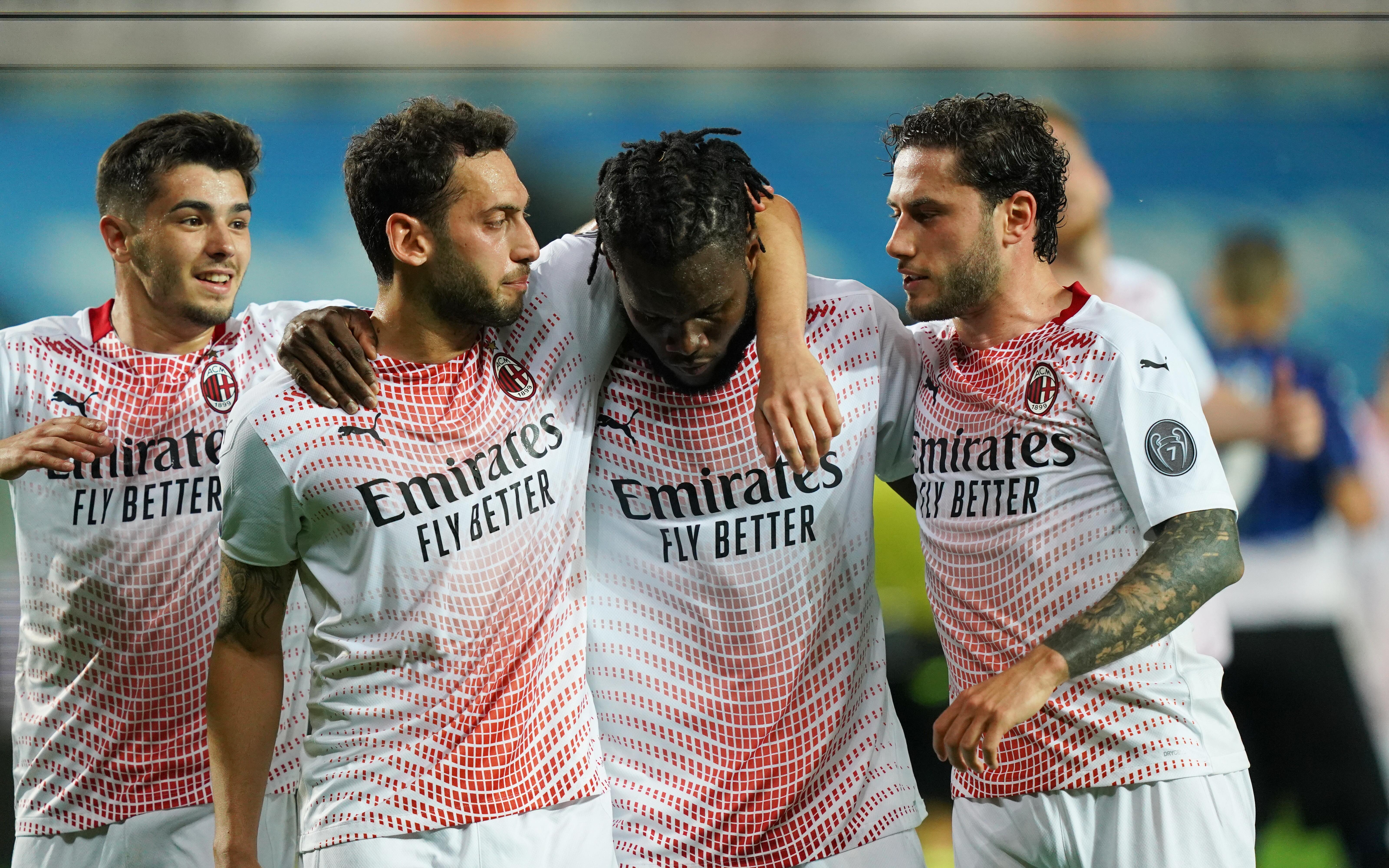 凯西点射双响,米兰客场2-0亚特兰大获联赛亚军+欧冠资格插图