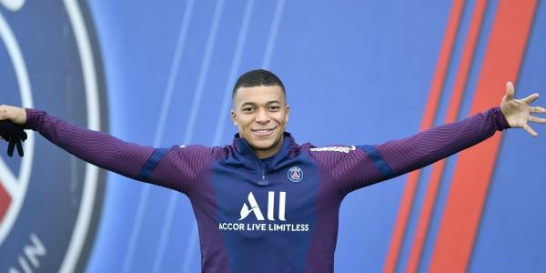 法民调:56%的法国人认为,姆巴佩是本赛季法甲最佳球员
