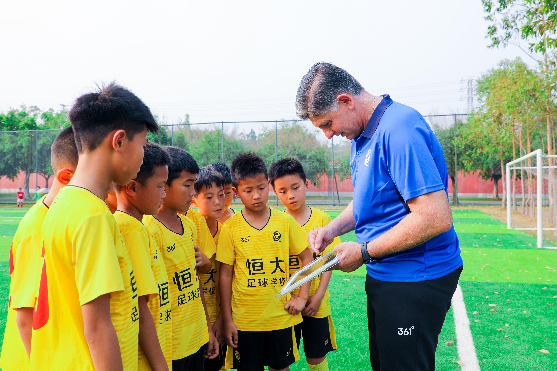 中国足协开启大数据选材,7名恒足小将收获订制数据分析报告