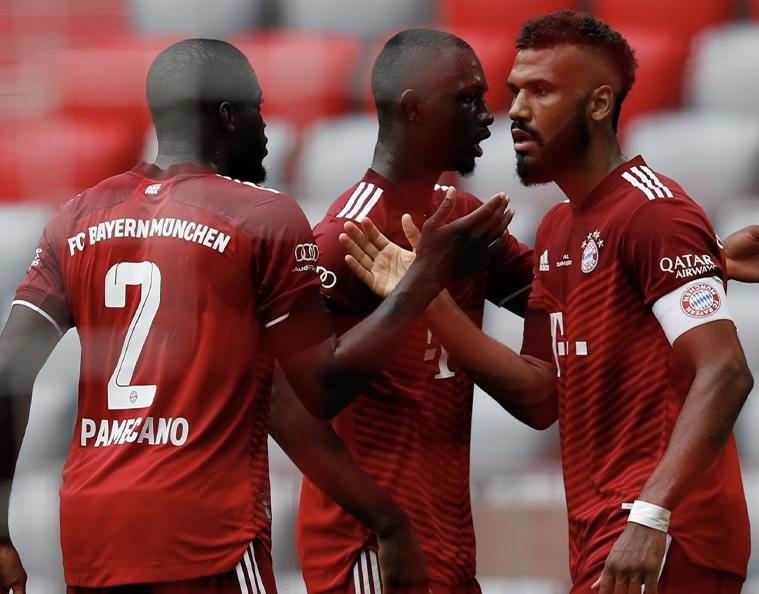 友谊赛:拜仁2-2阿贾克斯,舒波-莫廷破门,齐尔克泽失空门
