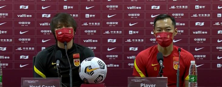 李铁:我们会非常重视对手,要展现自己最好的一面