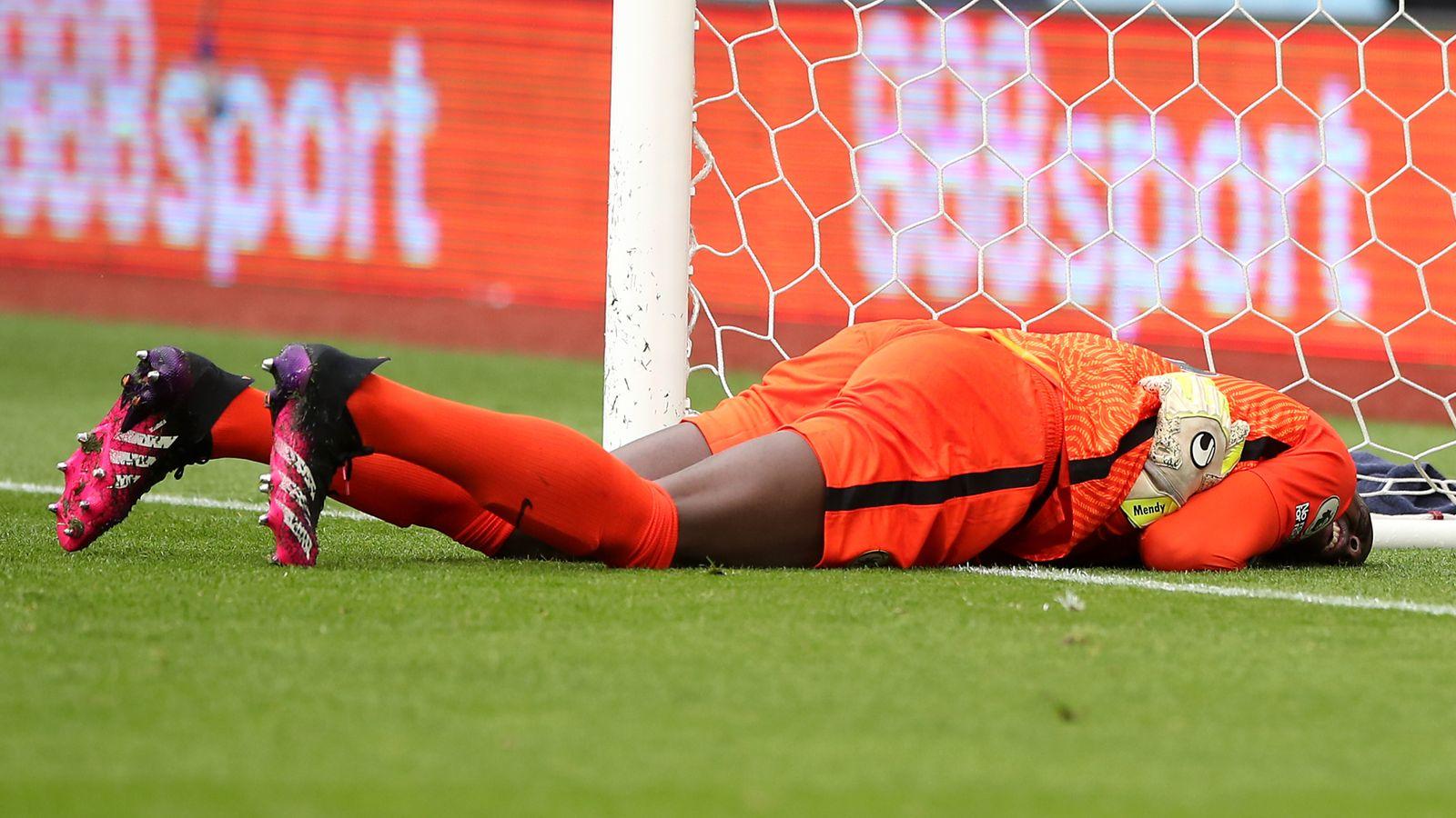 图赫尔:门迪伤到了肋骨,会排除万难让他出战欧冠决赛