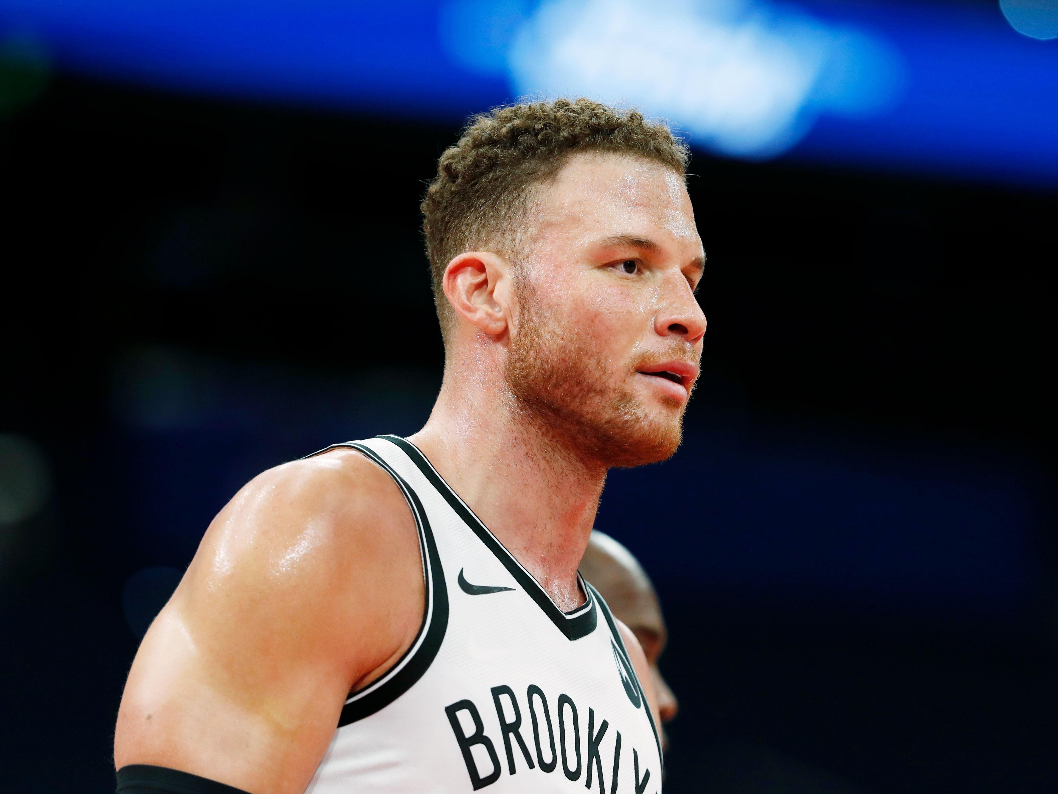 BR:篮网可能会留不住格里芬,有传言称后者可能会去热火