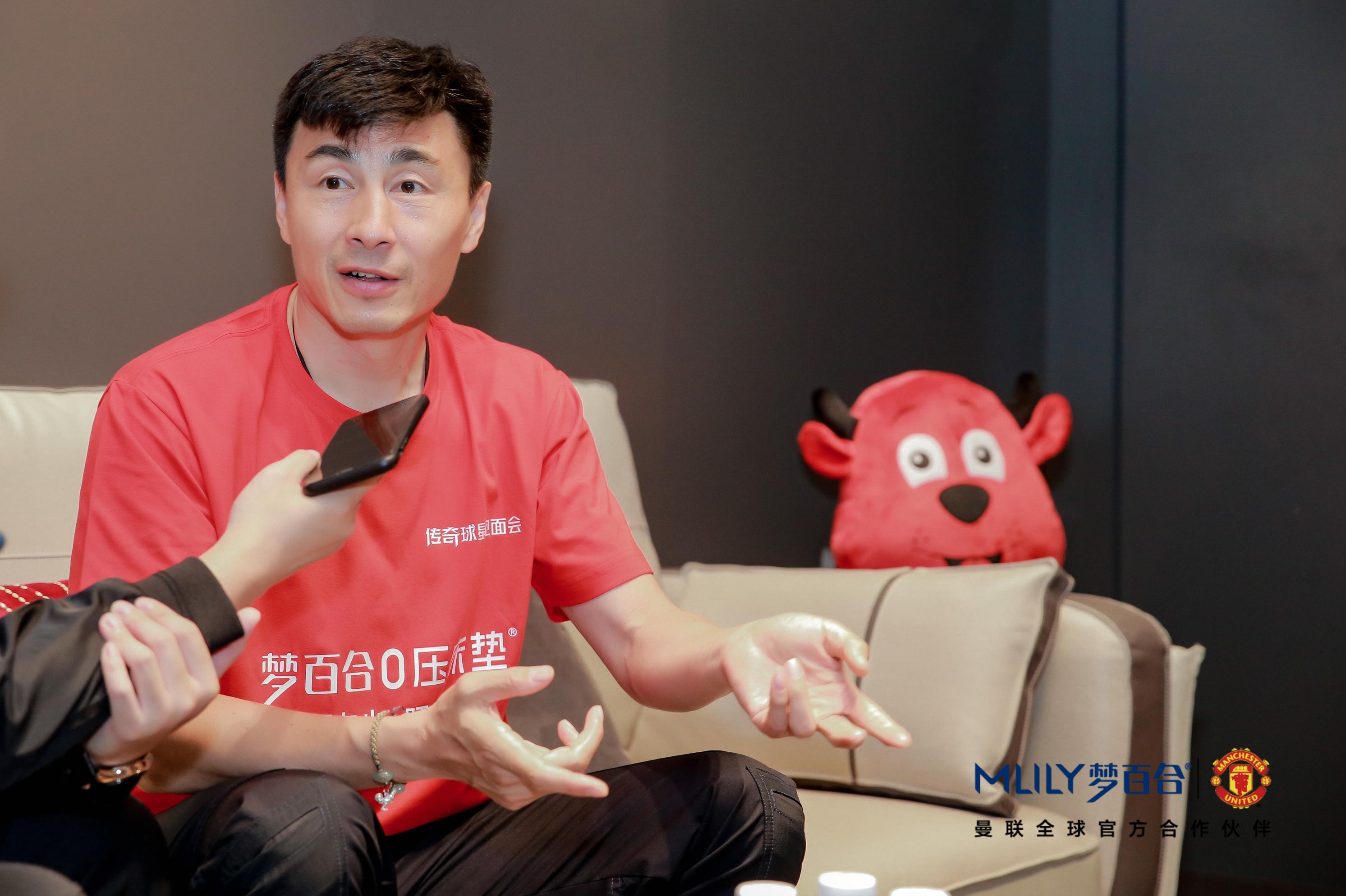 李玮锋:从小就出国踢球能学到很多东西;建议U23政策稍调整