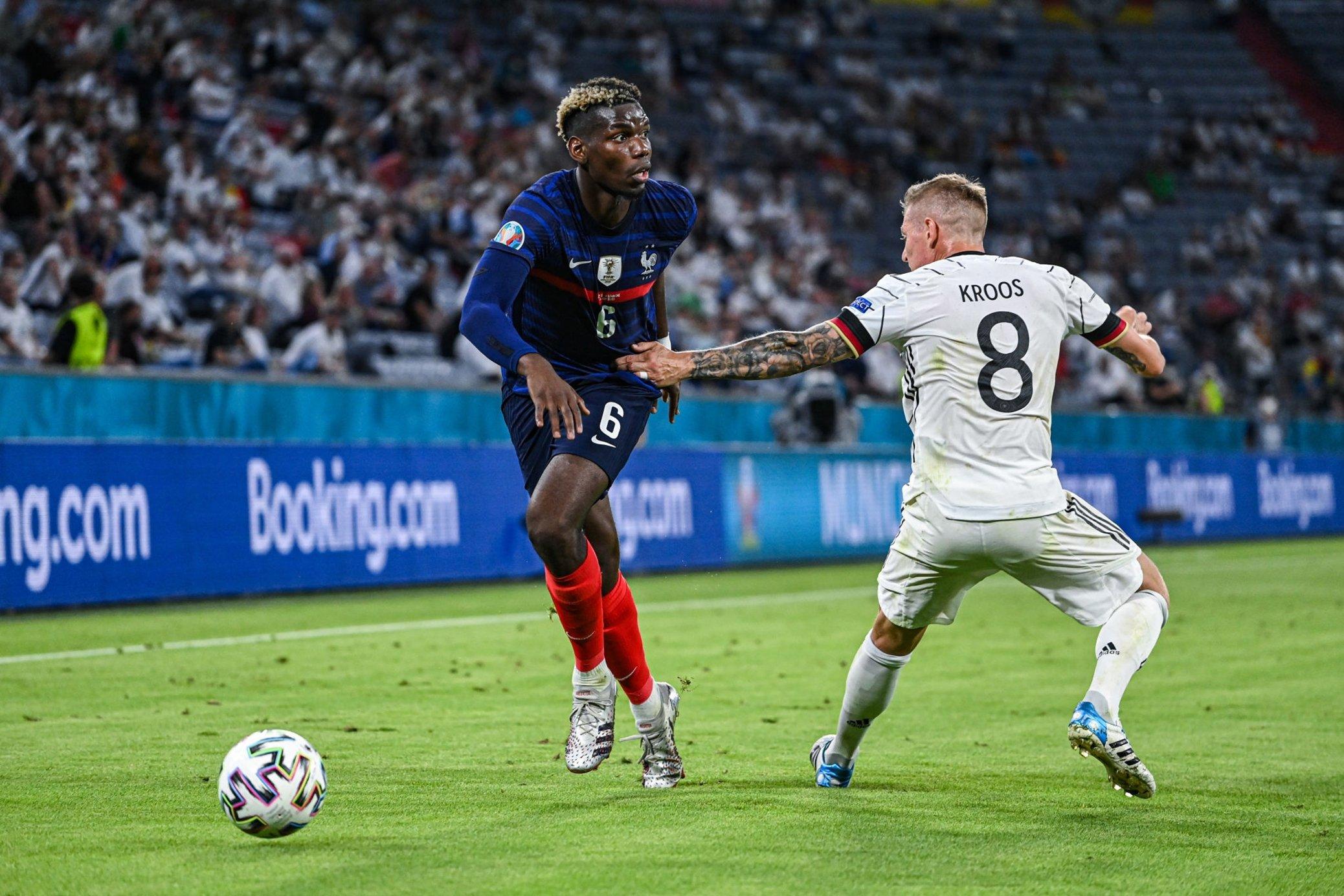 克罗斯:机会不亚于法国队,只是倒霉的丢球决定了比赛