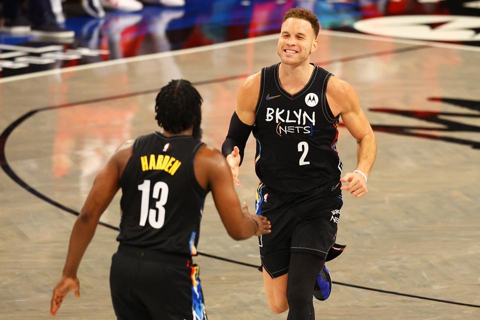 格里芬:这是我在洛杉矶打的那种篮球,全神贯注于季后赛