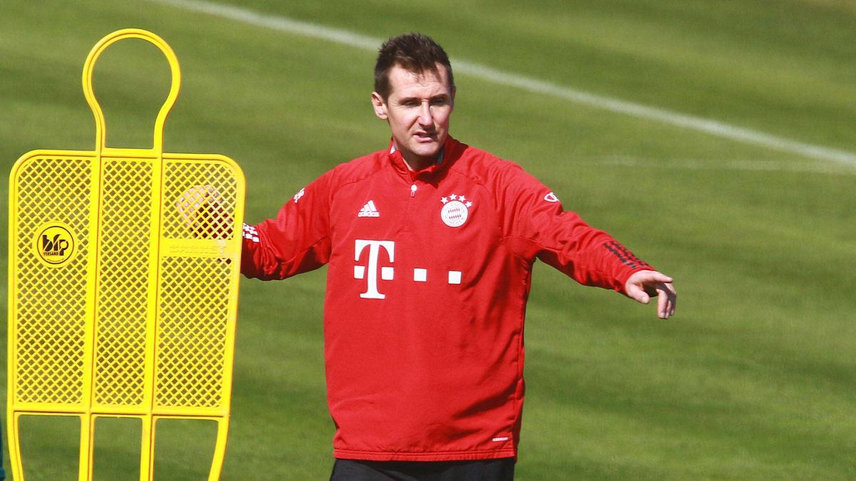 踢球者:克洛泽证实离开拜仁,格兰德也将离开