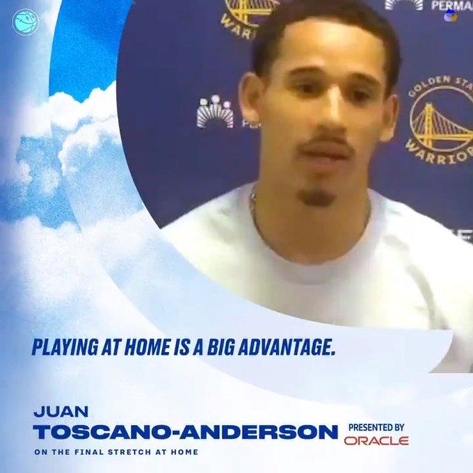 安德森:更衣室中的每个人都想打季后赛,我们现在别无选择