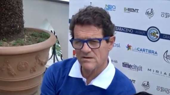 卡佩罗:看好尤文拿到欧冠资格;我对米兰也充满信心插图