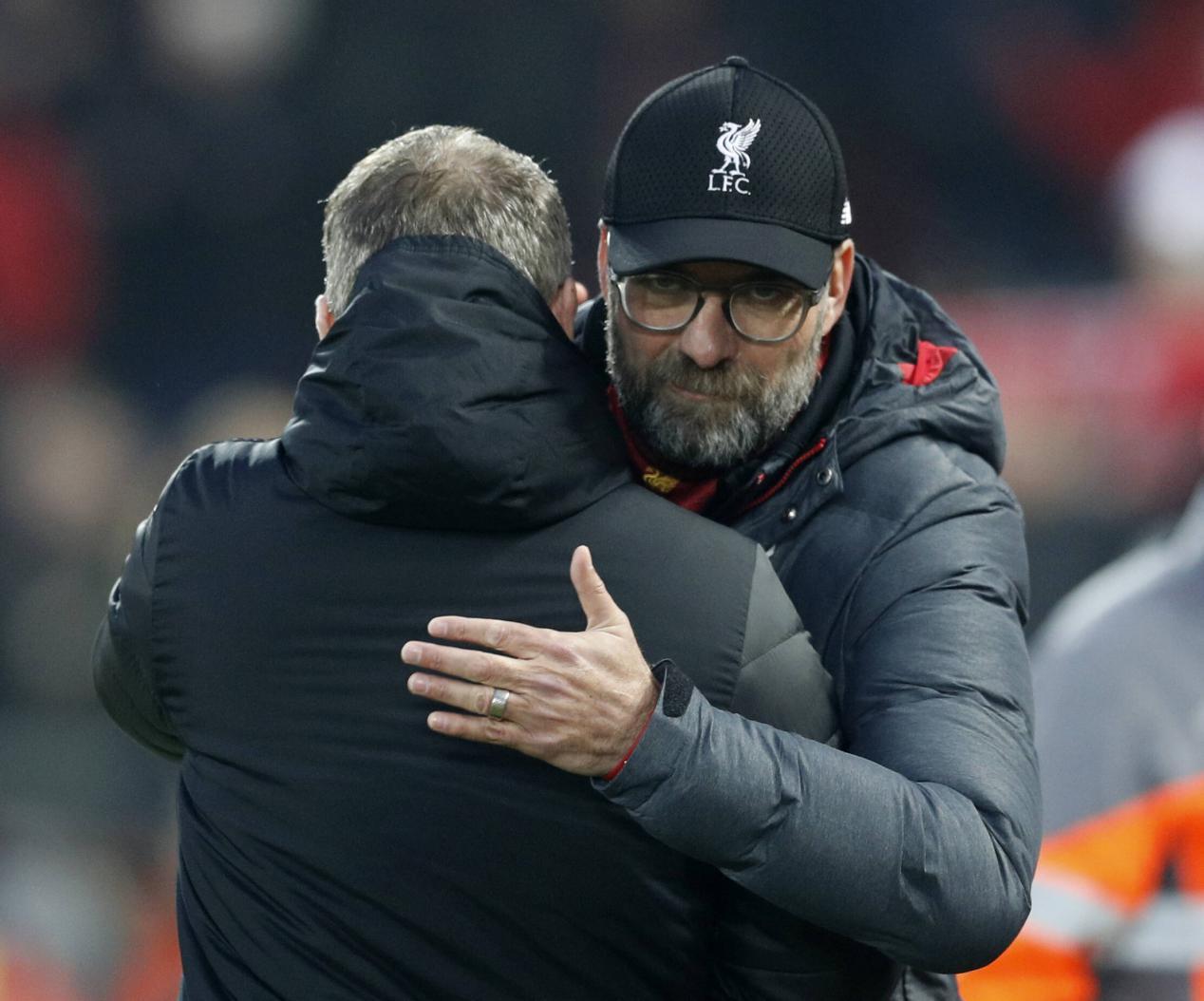 镜报:利物浦拒绝不战而胜,双红会可能定于5月中旬再战