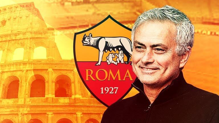 穆里尼奥在罗马的年薪为700万欧元+奖金,首年热刺补偿900万