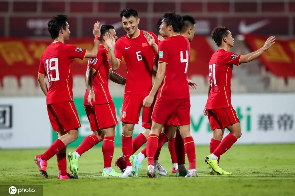 国足队史再次连续进亚洲区世预赛最后阶段,上一次是2002年