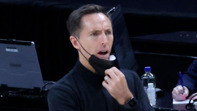 纳什:对自己作为教练的首次季后赛而兴奋,但也可能会紧张