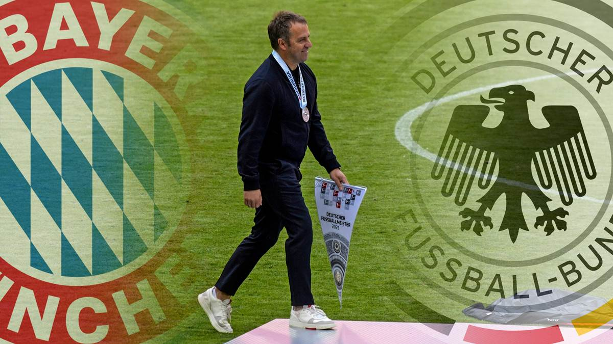弗里克:我会在欧洲杯时回安联看球,和德国还没完全谈好