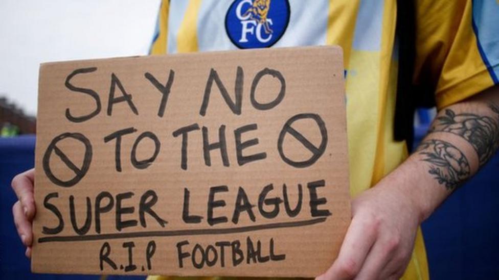 BBC:英超将要求俱乐部老板签署忠诚协议,避免欧超闹剧重演