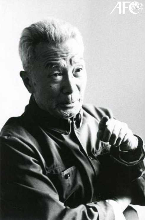 致敬!今天是中国国家队首任主教练李凤楼先生诞辰109周年