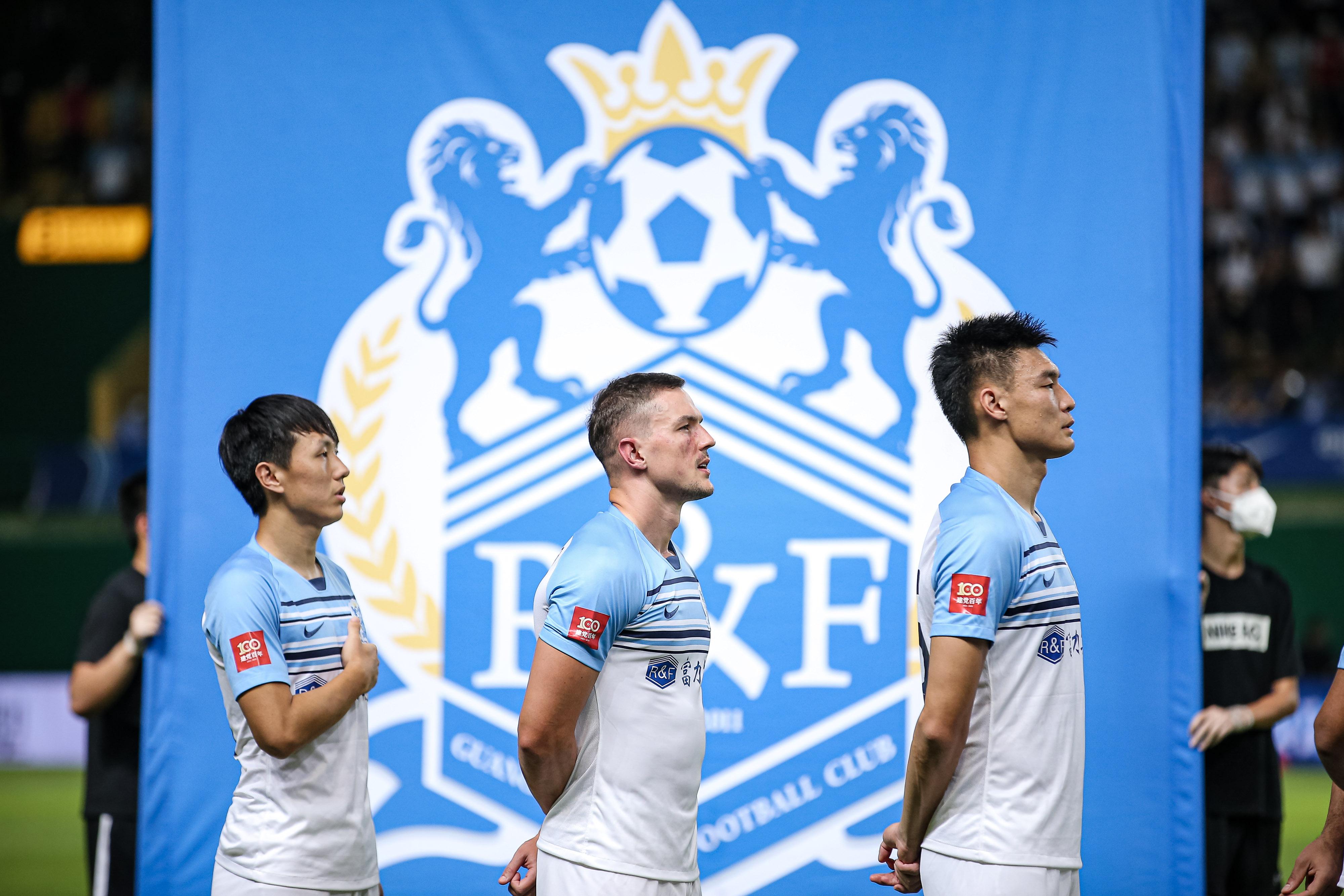 记者:广州城下个月公布新队徽,下赛季队徽才能绣上球衣