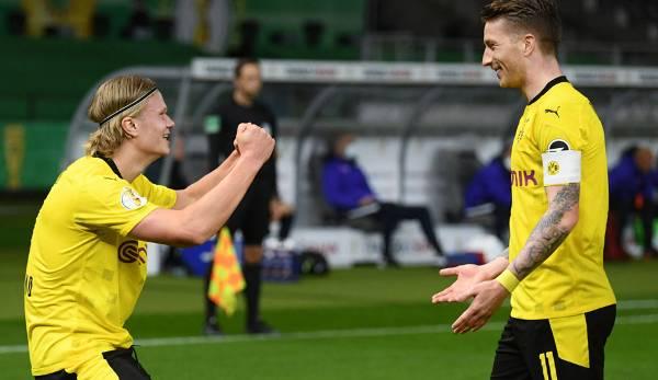 有如神助!罗伊斯过去17场德国杯直接制造18个进球