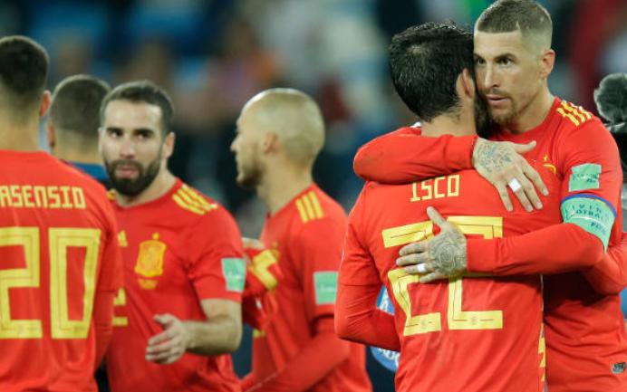 西班牙足球历史第一次!大赛正赛名单无皇马球员