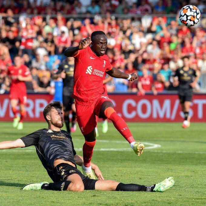 友谊赛:利物浦1-0美因茨,基利安自摆乌龙,张伯伦失良机