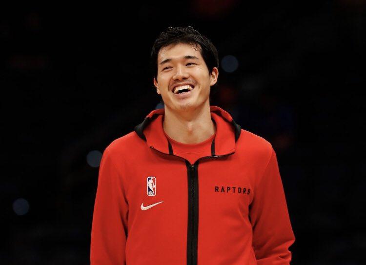 渡边雄太:感谢所有支持我的人,等不及开始下赛季了
