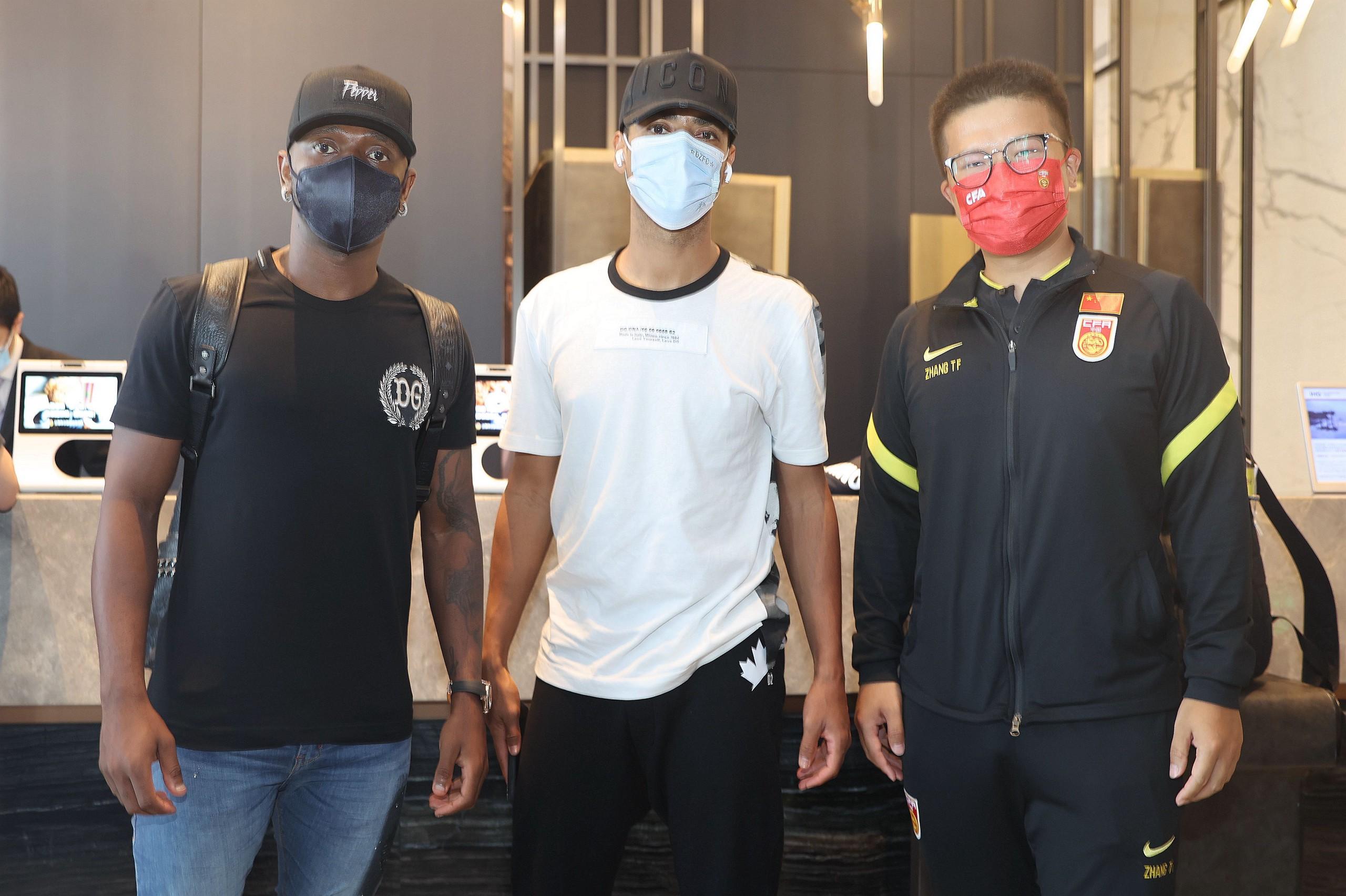 北青:国足主力阵容拟定,锋线组合将是武磊+三归化球员
