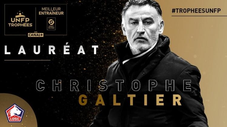 凭藉!里尔桑保利加尔蒂高票当选本赛季法甲最佳主教练