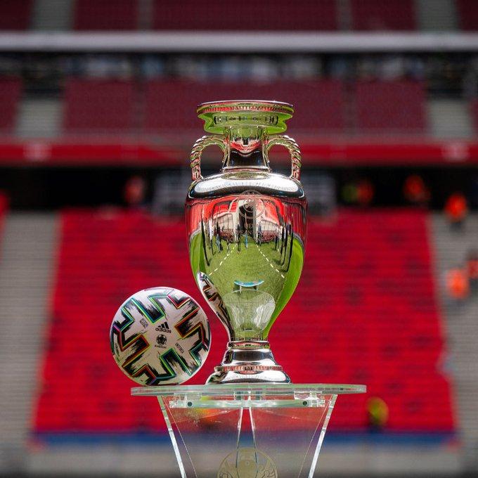 欧足联官方:欧洲杯各队大名单球员数量从23扩充至26人