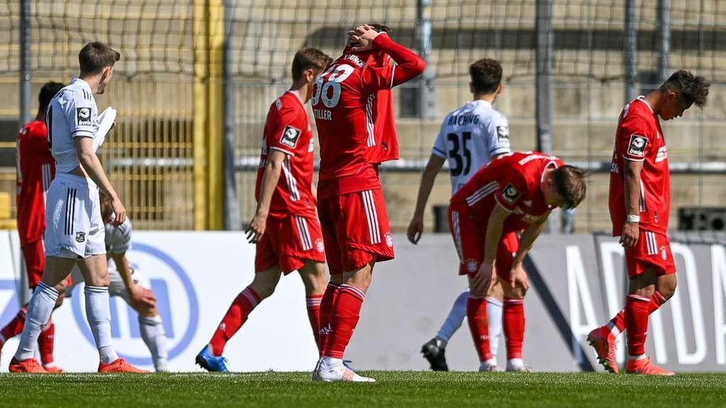 青训灾难!德丙卫冕冠军拜仁二队降级,将征战业余联赛