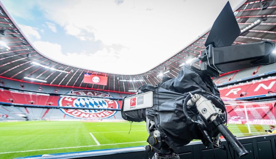 踢球者:拜仁本赛季电视转播收入达到1.05亿欧