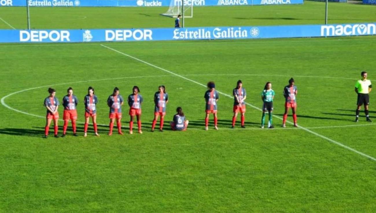 向性暴力说不!西班牙一女足队员拒绝为马拉多纳默哀
