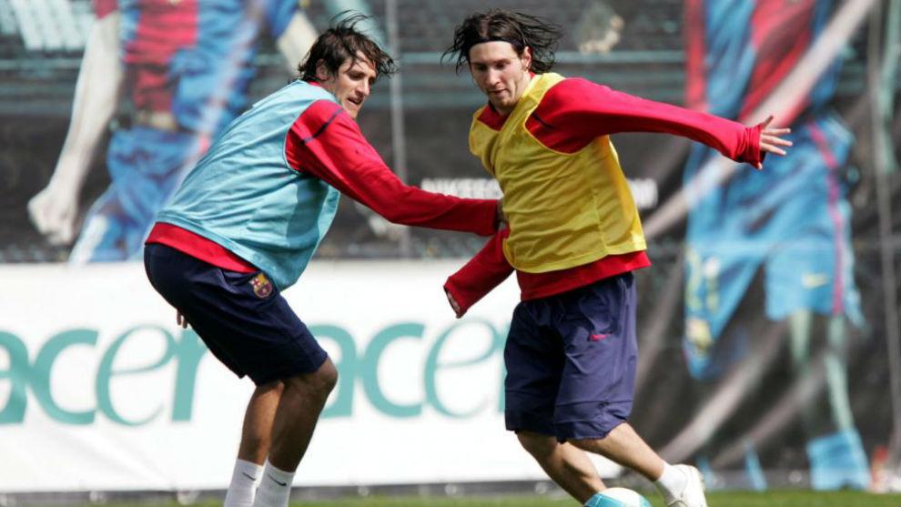 旧队友:梅西已经不是五年前的他了,谁都有离开的那一天