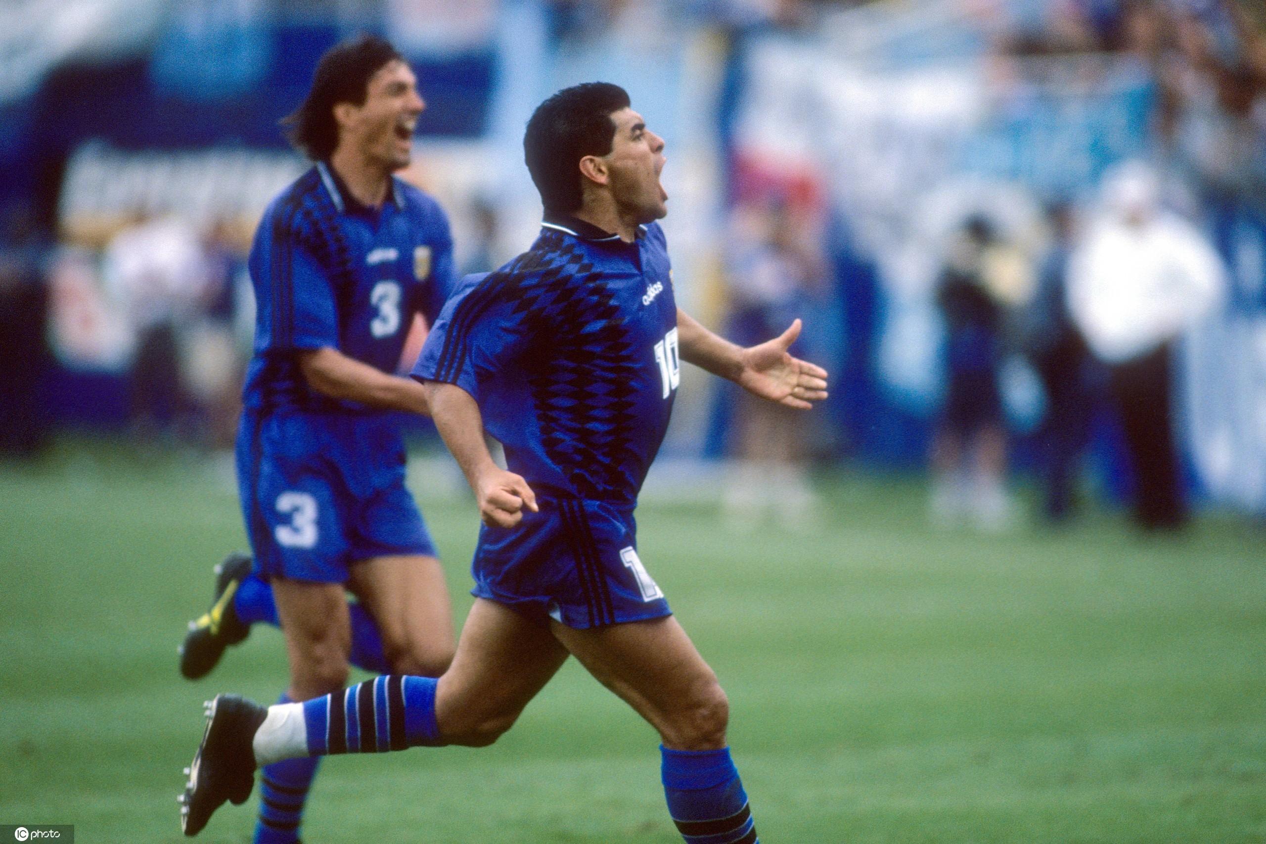 图集:再见迭戈!一组图回顾马拉多纳的足球生涯