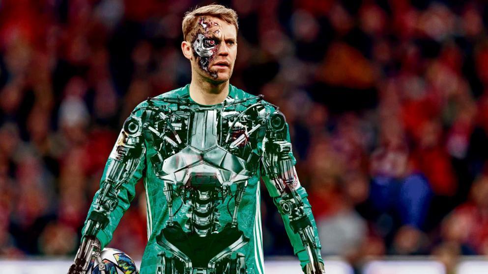 图片报民调:5成球迷认为诺伊尔是拜仁历史最伟大门将