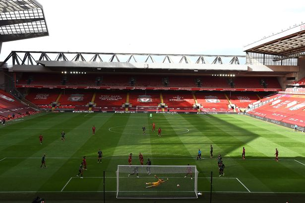 利物浦有望重启球场扩张计划,安菲尔德容量将增至61000人