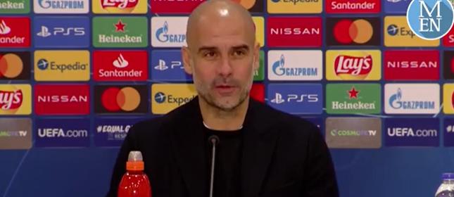 瓜帅:如今球队轮换很重要,难以言表阿圭罗如今的心境