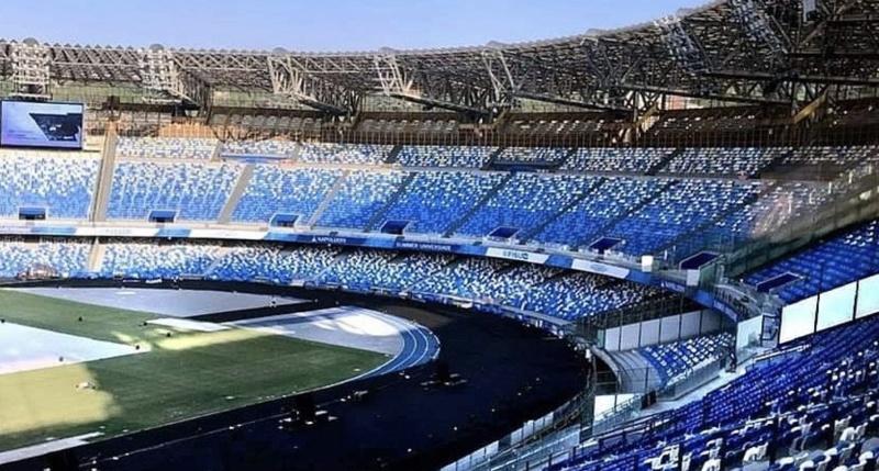 那不勒斯主席:圣保罗球场将改名为马拉多纳球场