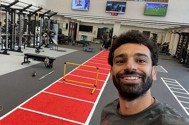 回来了!萨拉赫晒照,已回利物浦新训练基地恢复训练