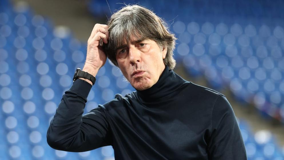 惹众怒!德国媒体和德国球迷呼吁勒夫下