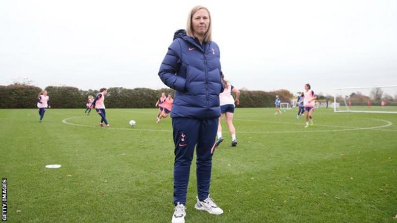 BBC:热刺女足将与男足共用训练基地,从而推动女足更好发展