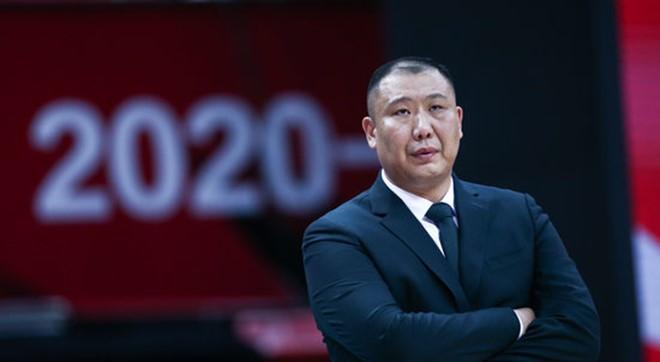 王晗:第一场比赛较为拘谨,满意比赛结果